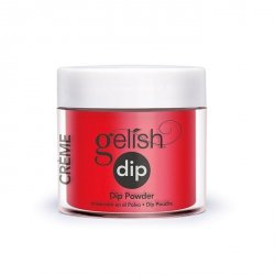 Puder do manicure tytanowego - GELISH DIP - SHAKE IT TILL YOU SAMBA 23 g - (1610895)