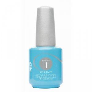 Entity Dip&Buff Prep krok 1 - 15ml - odtłuszczacz - przygotowanie płytki paznokcia