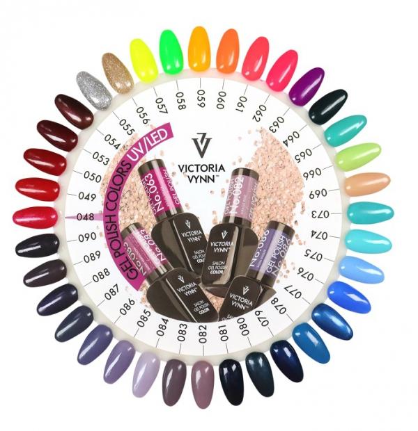 063 Violet Shock Lakier Hybrydowy Victoria Vynn Gel Polish