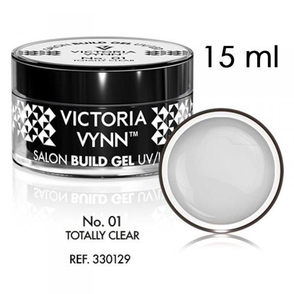 Victoria Vynn przeźroczysty żel budujący 15ml Light clear