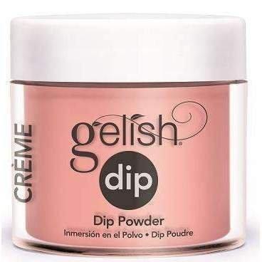 Puder do manicure tytanowego - GELISH DIP - Don't Worry, Be Brilliant 23g (1610152)
