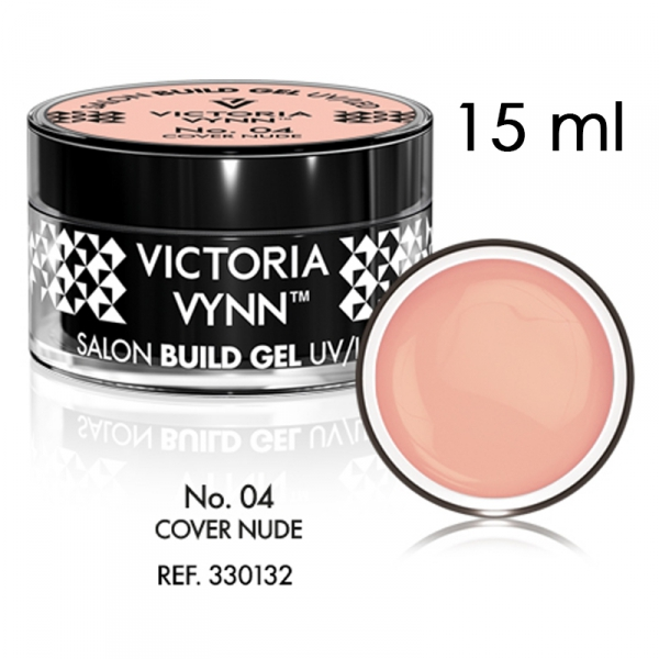 Victoria Vynn cielisty żel budujący 15ml Cover Nude