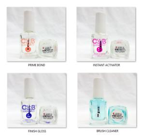 Zestaw płynów do manicure tytanowego - Color Club