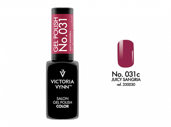 Lakier hybrydowy Victoria Vynn GP 031 Juicy Sangria
