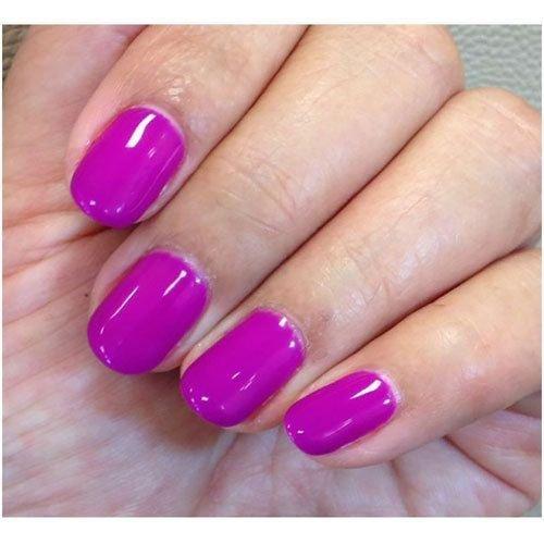 GELISH Lakier hybrydowy kolor: Tahiti Hottie 15 ml (1110936) - kremowy, neonowy