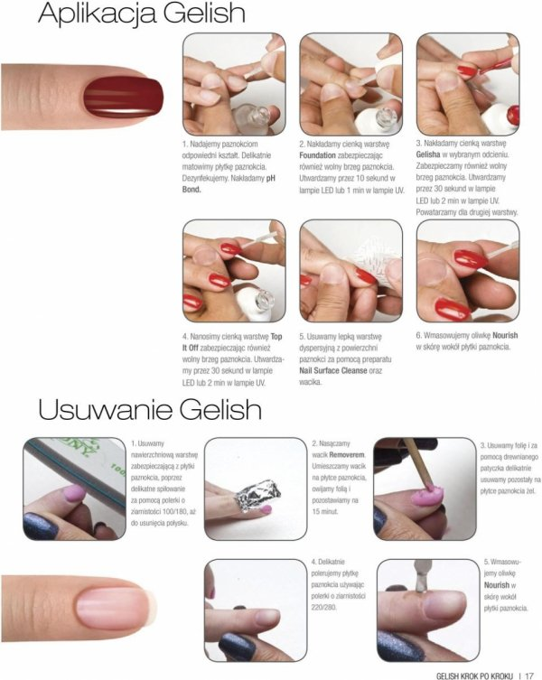 GELISH Just Tutu Much (1110277) Little Miss Nutcracker - lakier hybrydowy 15ml
