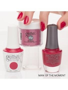 Puder do manicure tytanowego Man Of The Moment DIP 23g GELISH (1610032)