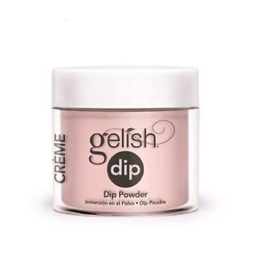 Puder do manicure tytanowy - GELISH DIP - Luxe Be a Lady 23 g - (1610011)