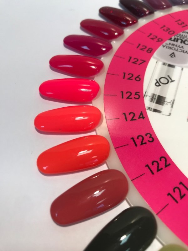 125 PINK CUPCAKE - kremowy lakier hybrydowy Victoria Vynn PURE (8ml)