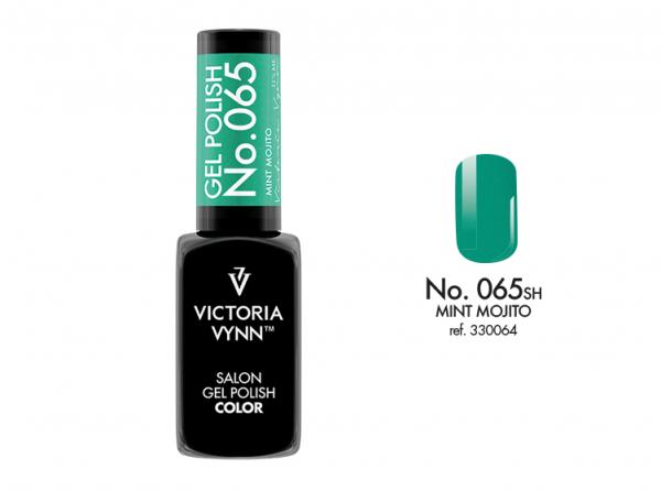 065  Mint Mojito Lakier Hybrydowy Victoria Vynn Gel Polish