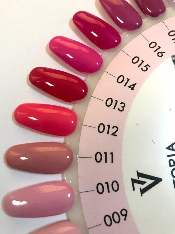 010 Pink Glamour - kremowy lakier hybrydowy Victoria Vynn PURE (8ml)