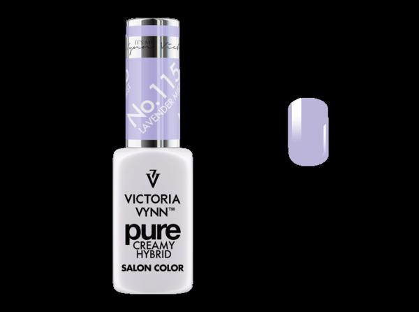 VICTORIA VYNN PURE 115 piękny fioletowy pastel