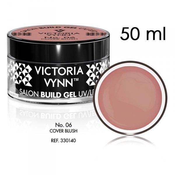 Victoria Vynn ciemno różowy kryjący żel budujący 50ml Cover Blush
