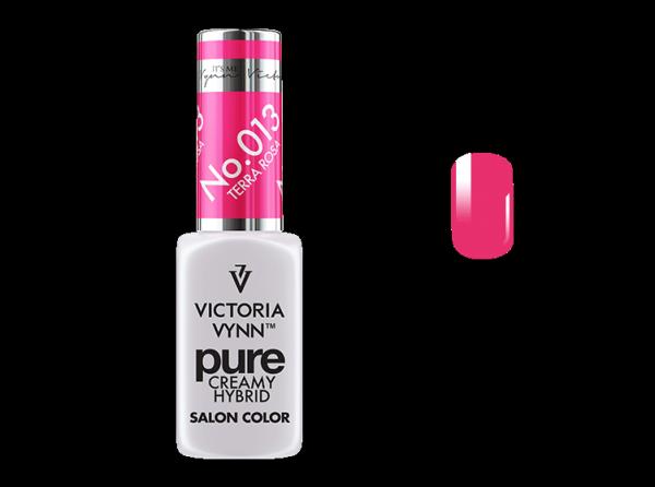 013 Terra Rossa - kremowy lakier hybrydowy Victoria Vynn PURE (8ml)