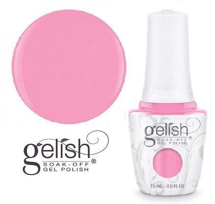 GELISH Lakier hybrydowy kolor: Go Girl 15 ml (1110858) - kremowy