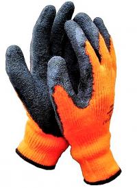 Rękawice robocze ocieplane roz.9 - 12 par