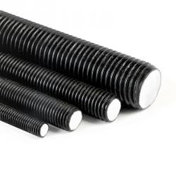 Pręt M10x1000 gwintowany, czarny kl.10.9 DIN 976