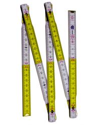 Miara drewniana składana 2m PROLINE 13011