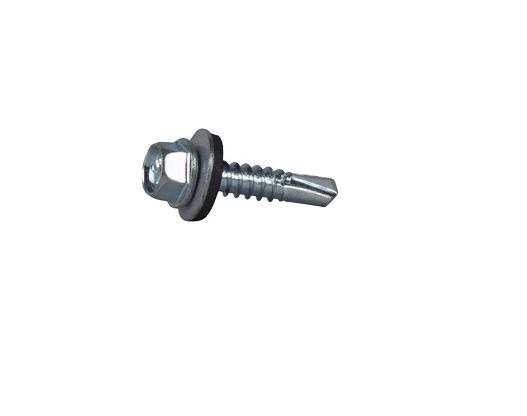 Wkręty samowiercące do metalu impax 5,5x25 ocynk - op 250 szt