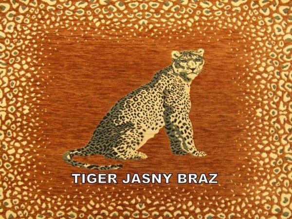 Tygrys tkanina obiciowa