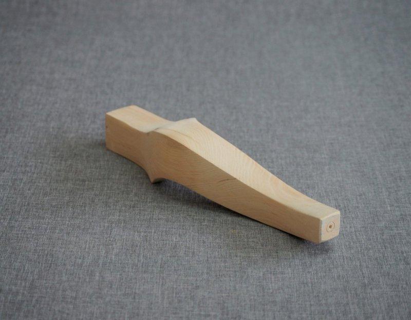 Noga drewniana do mebli 12 B