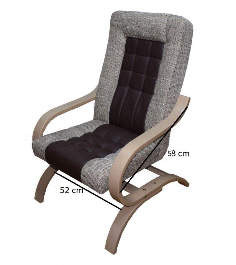 A-Poręcz  X  stelaż fotel finka