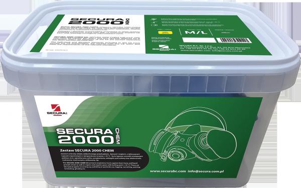 ZESTAW SECURA 2000 CHEM