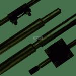 Elementy i schemat instalacji odgromowej