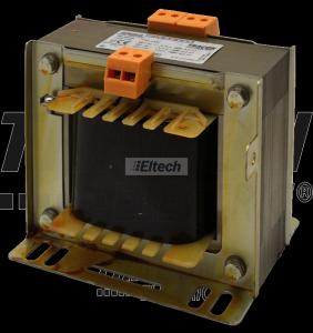 Zwykły transformator jednofazowy 230V / 24-42-110V, max.630VA TVTR-630-D
