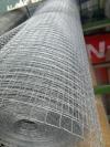 Siatka ocynkowana zgrzewana - na metry - różne rozmiary