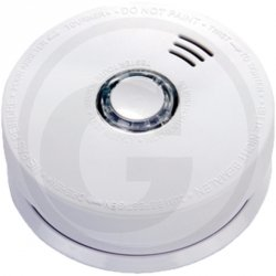 Detektor czadu i dymu z baterią litową