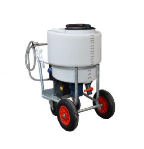 Wózek do przewozu mleka z mikserem 170L