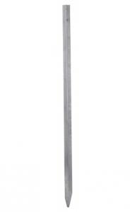 Palik uziemiający z kształtownika stalowego T, 100cm