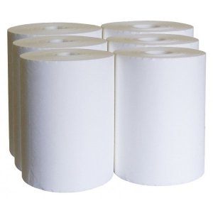 Papier do higieny wymion Uddero Clean 6x800 listków 22 x 23 cm