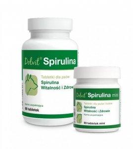 Dolvit Spirulina - witalność i zdrowie