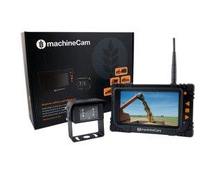 MachineCam - monitoring do maszyn rolniczych