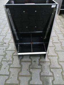 Autokarmnik AP2W dwustanowiskowy jednostronny dla warchlaków