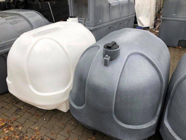 Zbiornik na deszczówkę naziemny 1500L
