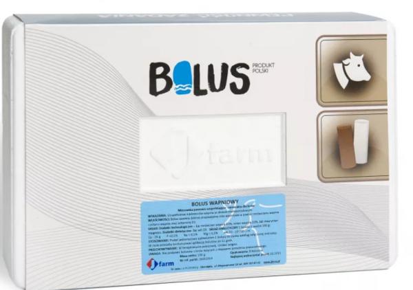 Bolus Wapniowy  8 x 100g