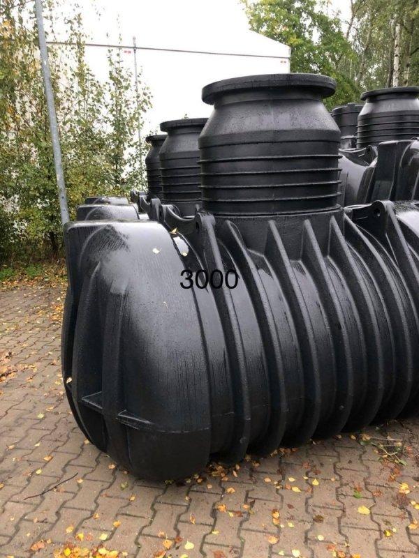 Zbiornik na deszczówkę podziemny 3370L