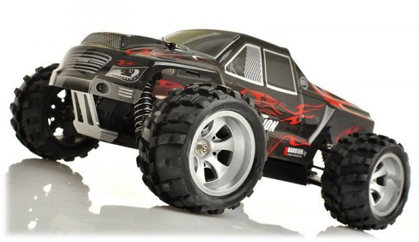 High Speed Monster Truck 1:18 2WD 2.4GHz