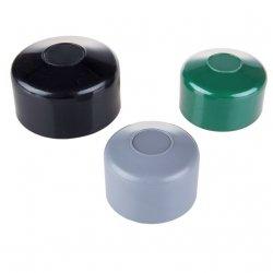 Nasadka na słupek ogrodzeniowy 1 1/4 (42,4mm) - 10 sztuk