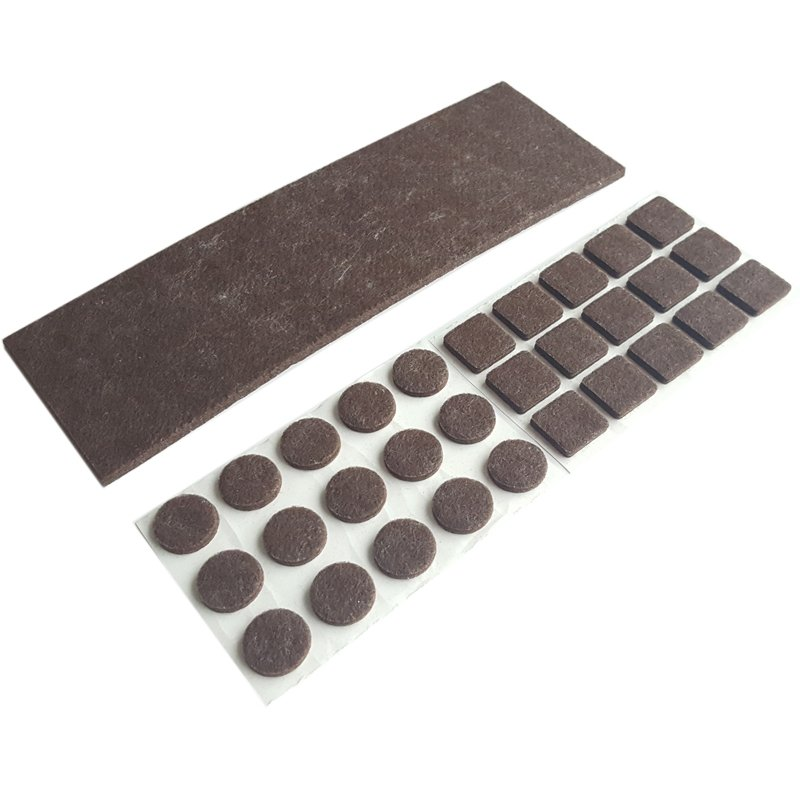 Podkładki filcowe zestaw 3-elementowy