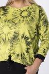 Bluza WIBE ze ściągaczem u dołu