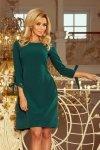 Elegancka sukienka M-XL ALICE 195-1 Green