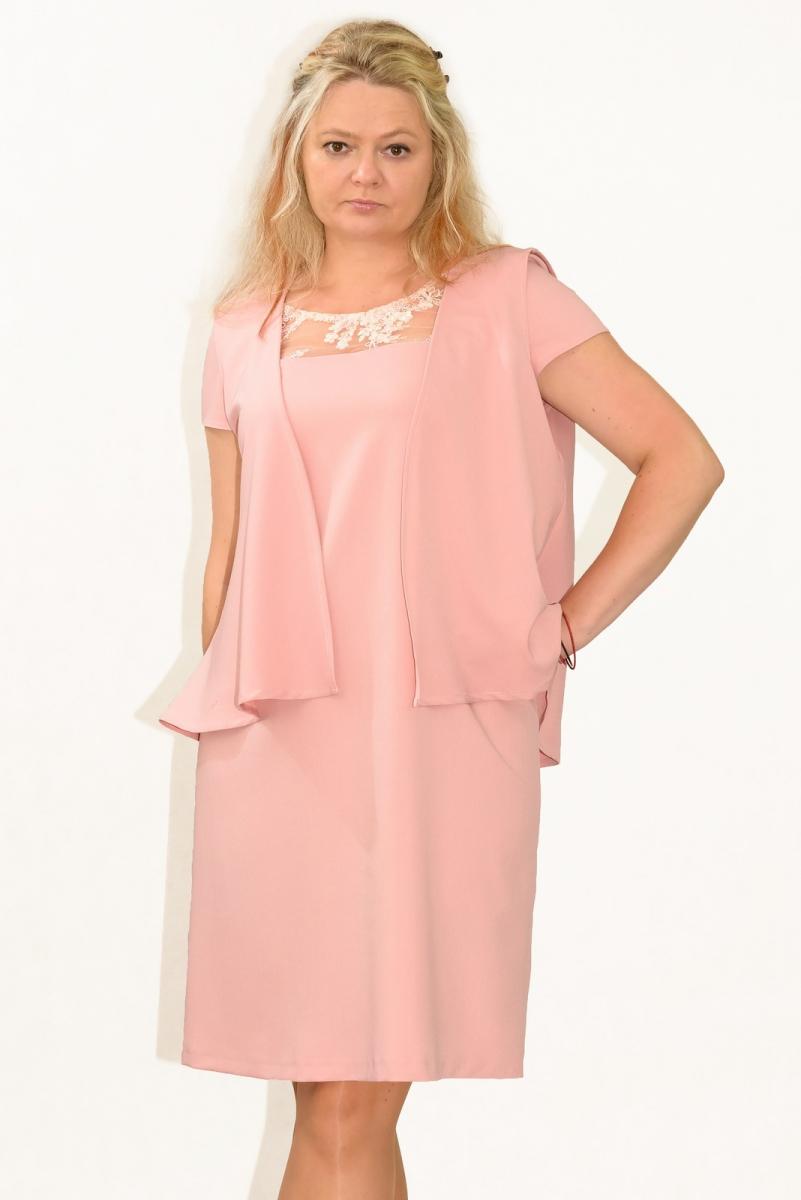 b5714b166a Elegancka-sukienka-xl-XXL-NARCISSUS-40-60-z-