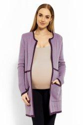 Sweter Ciążowy Model 40004C Violet