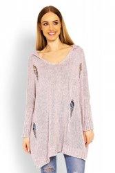 Sweter Damski Model 30055 Pink