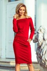 Sukienka Model Raya 225-3 Red