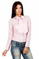 Koszula Damska Model MOE089 Pink